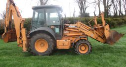 case 590 backhoe
